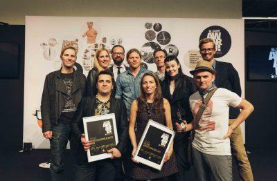 Gewinner und Jury 2015