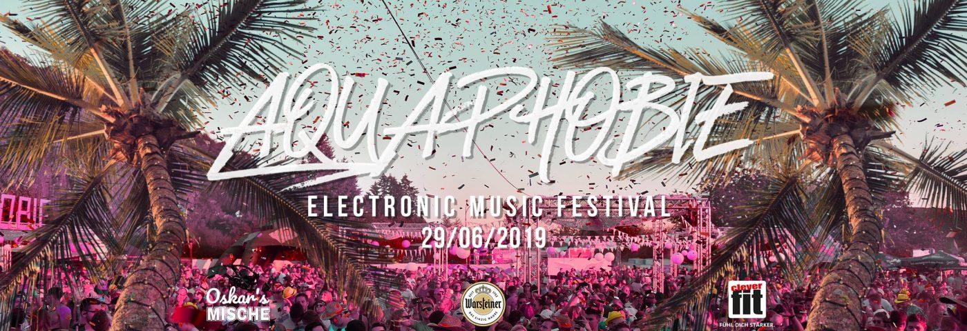 Aquaphobie Festival Header